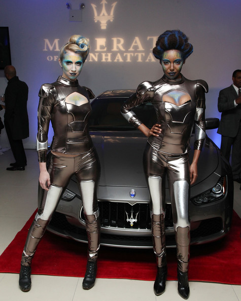 Maserati+Manhattan+New+Showroom+Launch+Preview+sfTguUKNanel