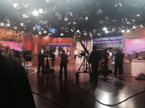 Tatyana Petruk aerial artistry  on The Dr, Oz