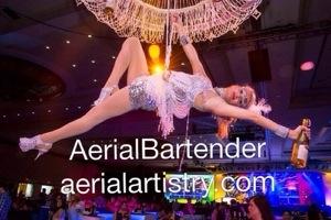 #aerialbartenders
