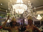 corporate entertainment chandeliers model