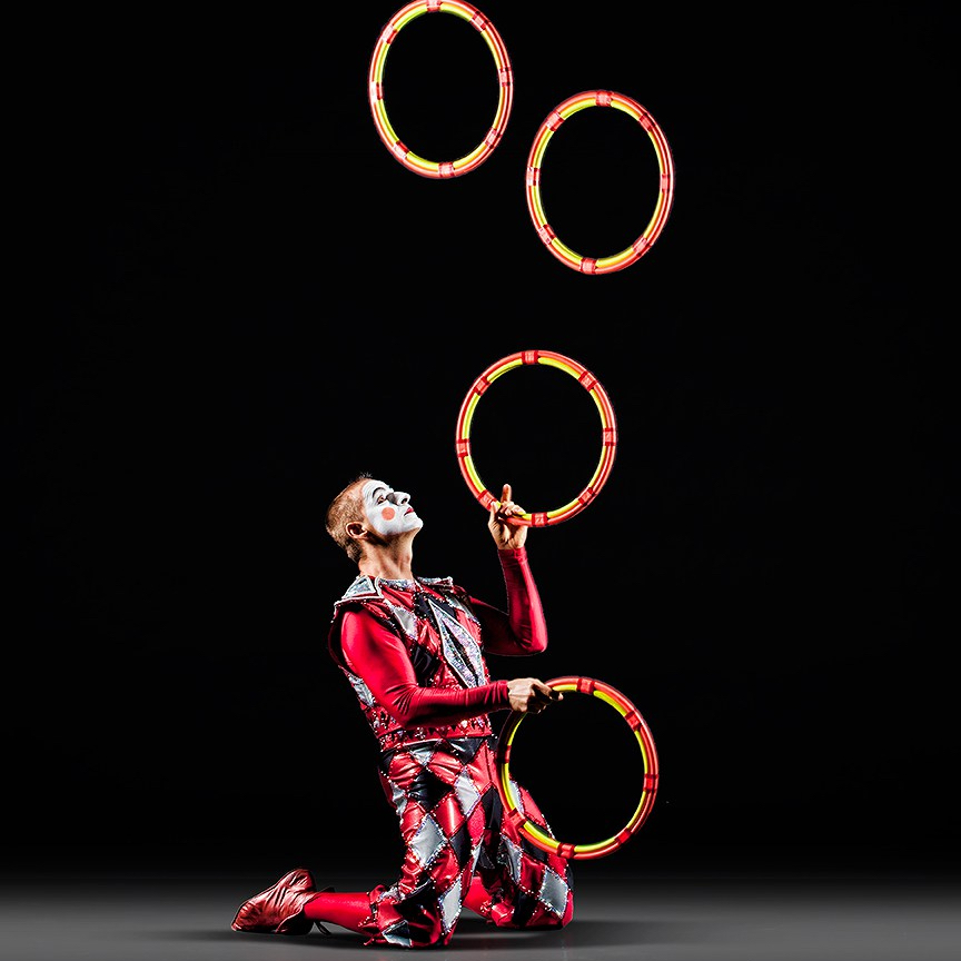 Cirque Style Entertainment-Aerial Artistry